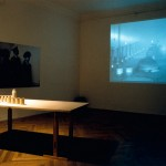KRIEGSJAHRE (War Years)installation (video, objects, stills), Gallery Carlier/ Gebauer, Berlin