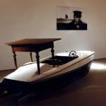 KRIEGSJAHRE (War Years)installation (object, still), Hamburger Kunstverein