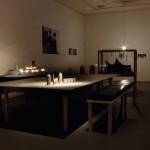 KRIEGSJAHRE (War Years)installation (objects, stills), Hamburger Kunstverein