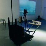 RELATION SHIPinstallation (objects, film), Hamburger Kunstverein